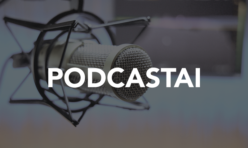 Povilas Petrauskas Podcastai
